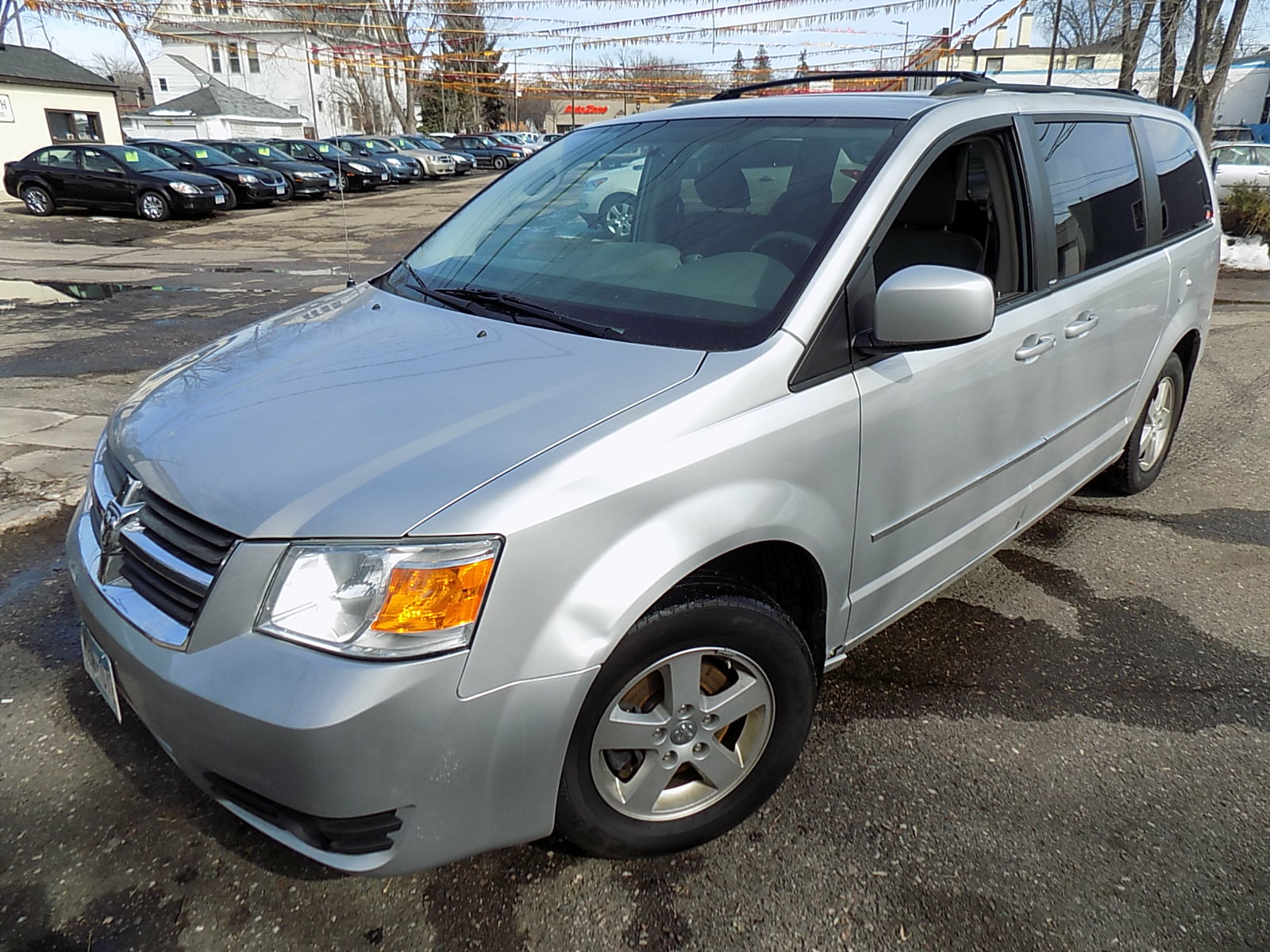 hight resolution of 2010 dodge grand caravan sxt 6869