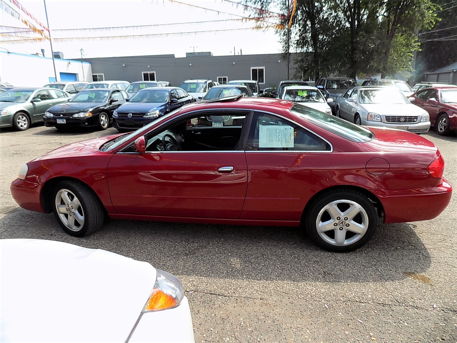 hight resolution of 2001 acura cl 3 2 type s 6497