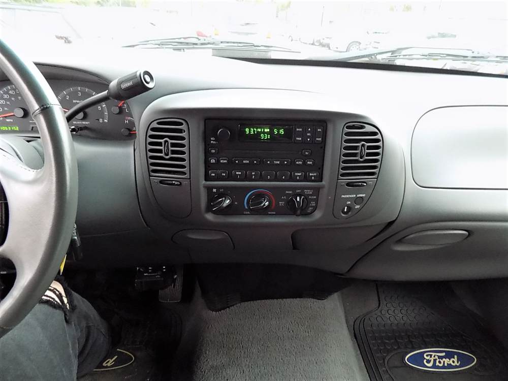 medium resolution of 2001 ford f150 xl supercab 6626