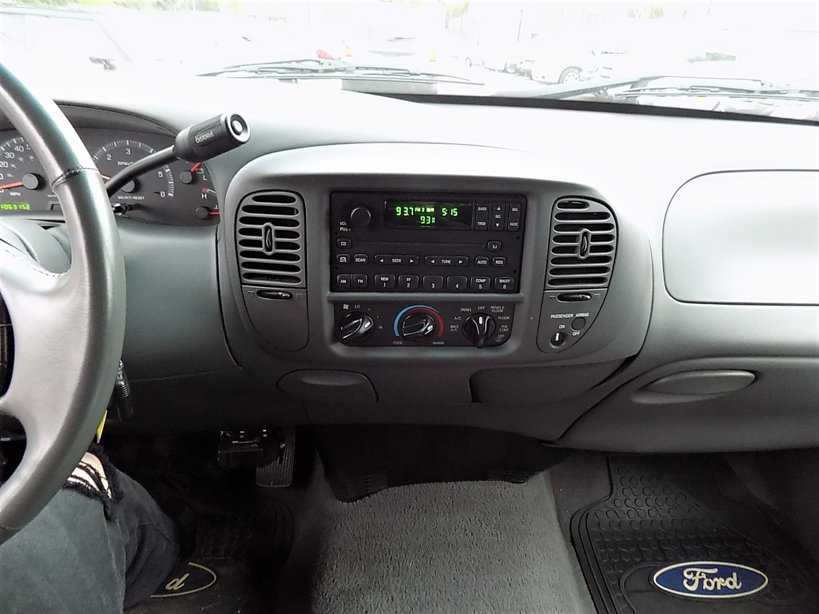 hight resolution of 2001 ford f150 xl supercab 6626
