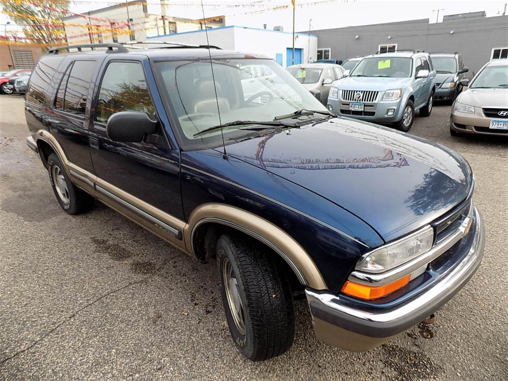 medium resolution of 1999 chevy blazer 4wd 6623