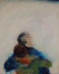 O.T. 01 | 2009 | Acryl auf Leinwand | 100 x 80 cm | ----