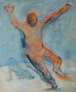 O.T. 05 | 2010 | Acryl auf Leinwand | 120 x 100 cm