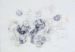 O.T. 06 | 2014 | Mischtechnik auf Papier | 42 x 59,4 cm