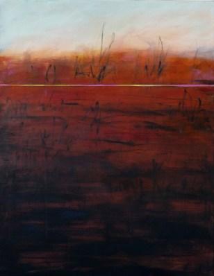 Australien | 2009 | Acryl auf Leinwand | 100 x 80 cm