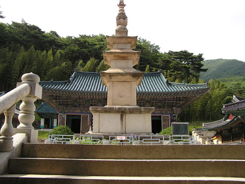 Seoknamsa Temple