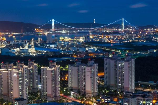 Ulsan Harbour Bridge