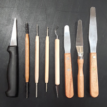 Knives and Cleanup Tools