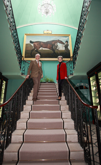 Great Ulster Houses  Mount Stewart The Land Of Hearts