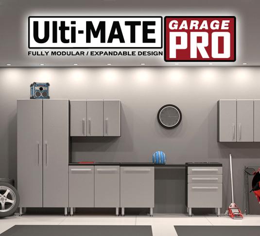UltiMATE Garage Pro