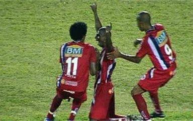 Guaratinguetá, 2008: caçula surpreendia e mostrava a força dos clubes-empresa do interior (Crédito: Globo Esporte.com)