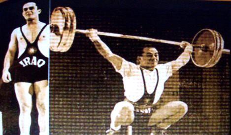 Abdul Wahid Aziz foi bronze em 1960