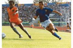 Zâmbia 4 x 0 Itália, Seul-1988