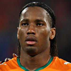 Aos 34 anos, Didier Drogba ainda busca o seu primeiro título com a camisa da Costa do Marfim