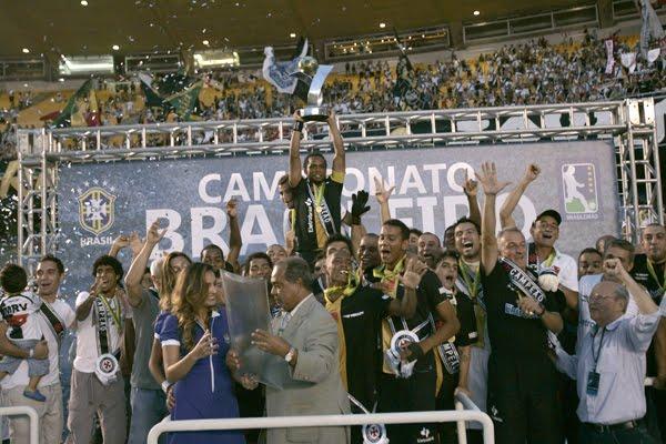 Será que o Vasco terá que ser campeão da Série B de novo para aprender?