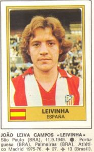 Ídolo no Palmeiras e Espanha, Leivinha encerrou a carreira no São Paulo