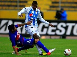 O time equatoriano é bastante argentino