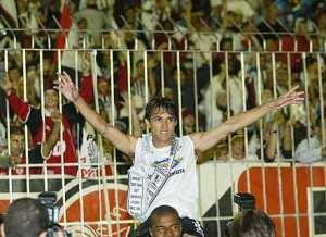 Márcio Mossoró, o craque do Paulista de 2005