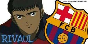 Rivaul aparece depois que é contada a história de Tsubasa no Brasil
