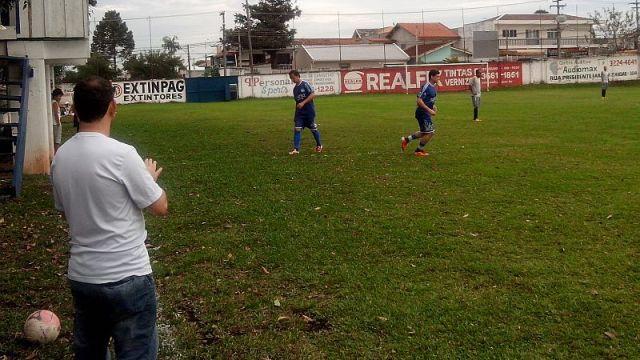 4 3 jogo treino Leonardo Bonassoli Futebol Metrópole