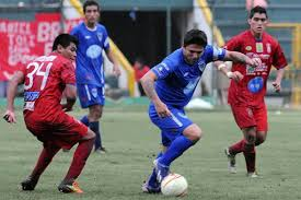 Jaime na segunda divisão boliviana, com a camisa do Sport Boys Warnes