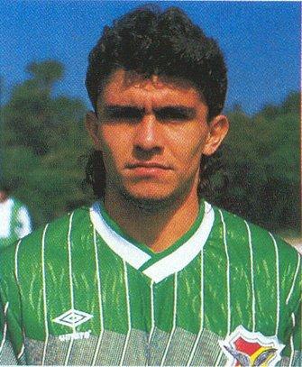 Goleador desde cedo, Moreno foi convocado para a primeira Copa América com 17 anos