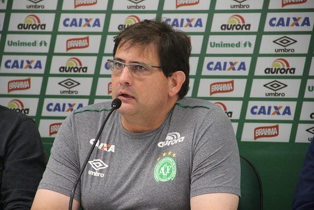 Guto Ferreira, o Gordiola, tem talento para dar um nó tático em Gallardo