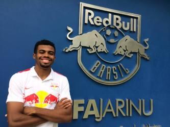 Lucas Taylor no Red Bull Brasil