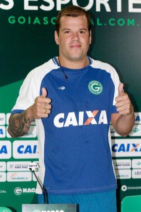 Tiago Luis no Goiás