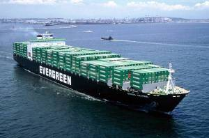 Evergreen to place orders for 100 container ships