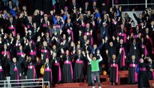 ballo vescovi