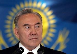 presidente kazako