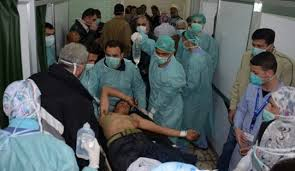 feriti ospedale
