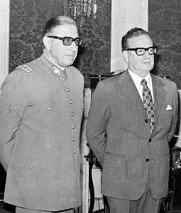 Pinochet- Allende
