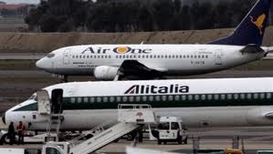 alitalia air one