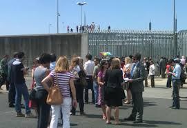 Centro immigrati  Ponte Galeria