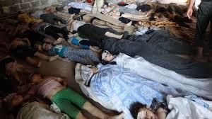 morti siria