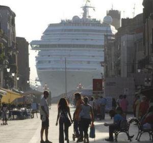 navi crociera venezia 1