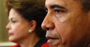 Obama -Dilma Rousseff