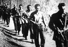 Gruppo di partigiani