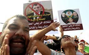 manifestazione cairo