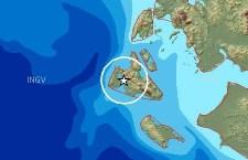 Numerose scosse di terremoto, fino di magnitudo 6.3, nell'isola greca di  Cefalonia. Avvertite a Brindisi e Bari