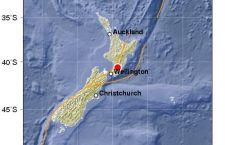 Forte terremoto di magnitudo 6.2 colpisce la Nuova Zelanda. Nessun danno registrato a persone o cose