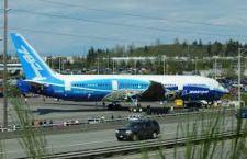 Accordo Alenia Aermacchi-Boeing per forniture a programma B 787 Dreamliner