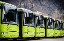 Bolzano: 98 nuovi bus del servizio Tpl a breve in circolazione nelle tratte extraurbane