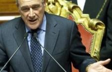 """""""Il giorno del ricordo"""" in memoria dell'orrore delle Foibe celebrato anche a Roma in Senato presente il Capo dello Stato"""