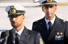 La vicenda dei Marò trattenuti in India. L' Ue spedisce Catherine Ashton  a New York per incontrare il segretario dell'ONU. Il Cdm uscente assicura il massimo impegno del nuovo Governo
