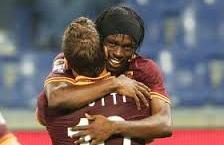 La seconda semifinale di Coppa Italia all'Olimpico premia la Roma che supera il Napoli 3 a 2