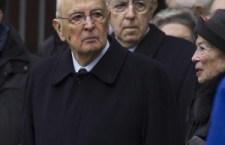 """Archiviazione per la richiesta di impeachment del Presidente Giorgio Napolitano presentata dal Movimento 5 Stelle. 28 """"Sì"""" per l'istanza giudicata manifestatamente infondata. Forza Italia non ha votato"""