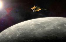 La sonda Messenger sta per schiantarsi sulla superfice di Mercurio